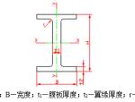 H型钢尺寸规格