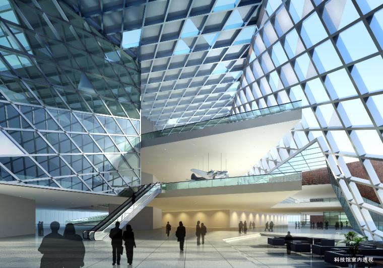 [河北]唐山青少年活动中心设计方案