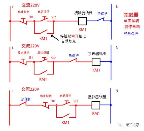 接触器控制电路?这篇文章足矣_31