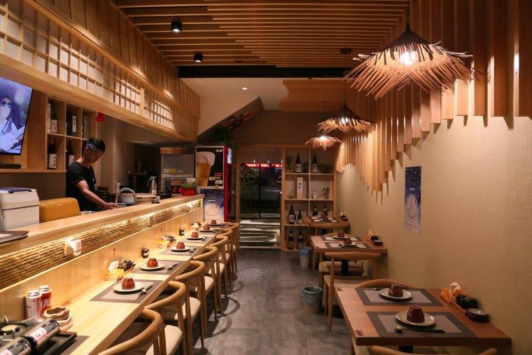 无锡日式禅风格的小惊居酒屋