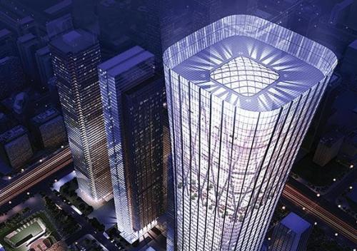 BIM影响下的新监理模式(500米超高层建筑)