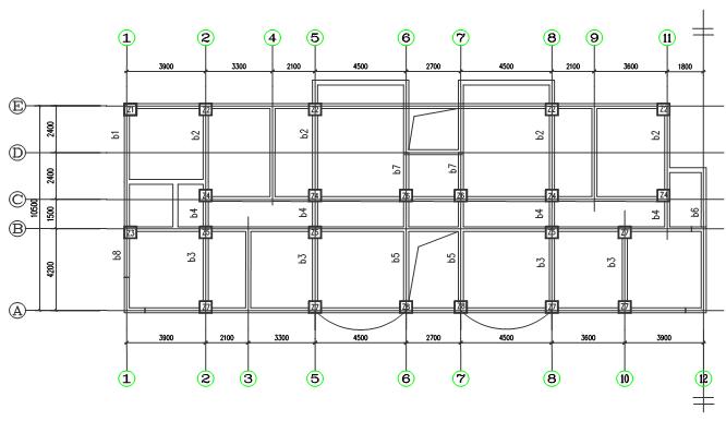 土木工程毕业设计高层框剪结构设计计算书