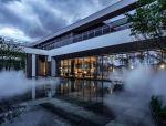 最美万科售楼中心 —— 打破传统的设计理念,传达一种对自然和美