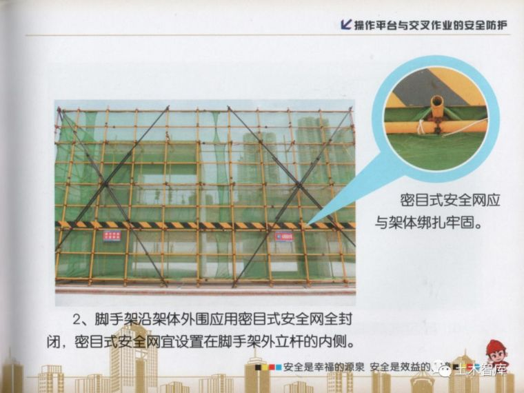 大用系列,建筑施工现场安全知识画册之高处作业_54