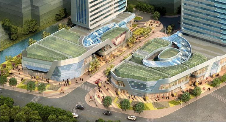 [苏州]高嘉商务广场商业办公建筑规划设计方案文本_3