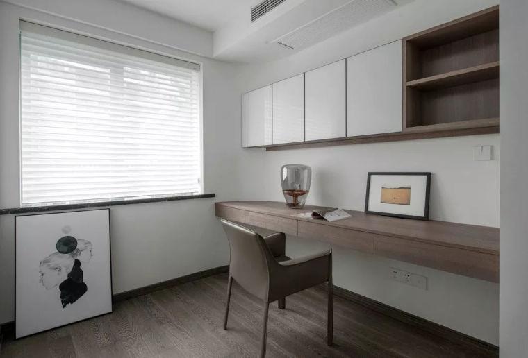 最简单的黑白灰,塑造最高级的家!_12