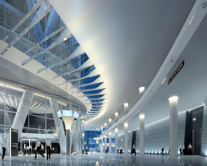 西塔商业空间概念设计方案文本