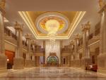 现代风格酒店大堂资料免费下载