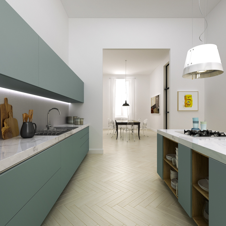 佛罗伦萨:让艺术氛围弥漫整个空间_5