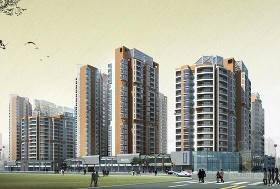 [安徽]3栋住宅楼建筑安装工程量清单招标控制价(含图纸 招标文件)