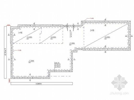 [甘肃]深基坑土方开挖及土钉喷锚支护施工方案