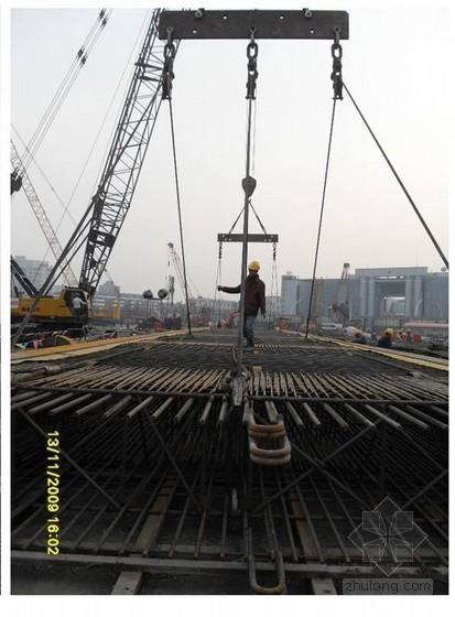 [广东]深基坑地下连续墙加一道扩大头预应力锚索支护施工方案