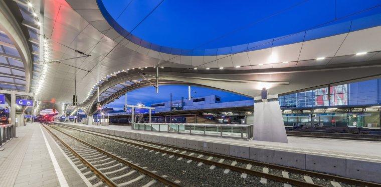 奥地利格拉茨火车站重建_12