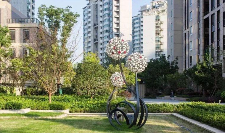 60款·当下最炫酷的地产景观雕塑_41