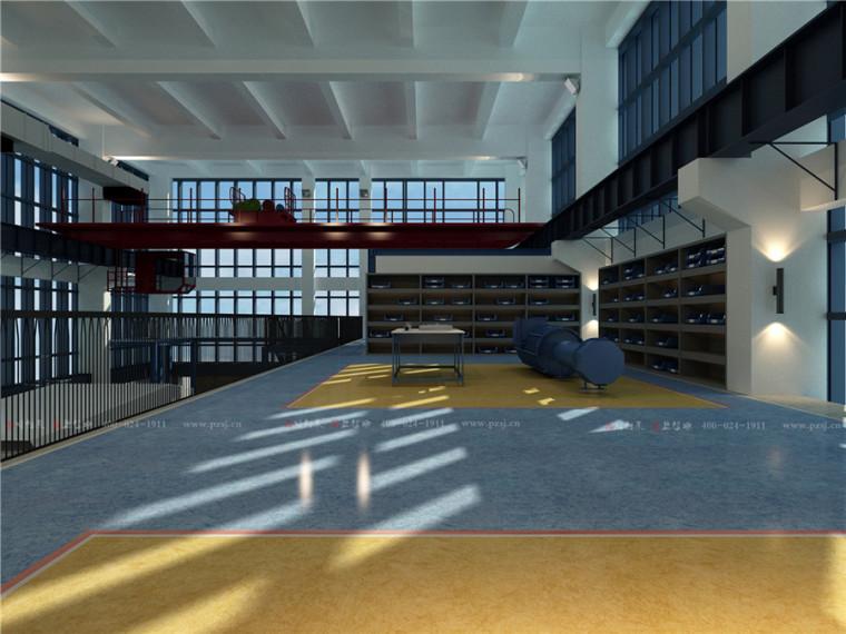 中国国电龙源集团江苏分公司科研培训实验基地办公室设计-8.jpg