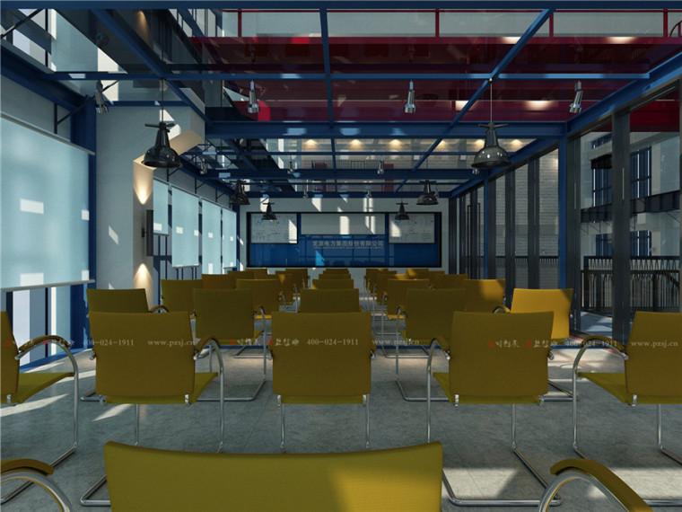 中国国电龙源集团江苏分公司科研培训实验基地办公室设计-10.jpg