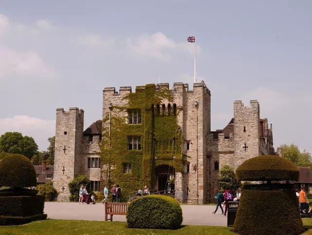 世界花园 | 一个美国人在英国的意大利风格花园 Hever城堡花园