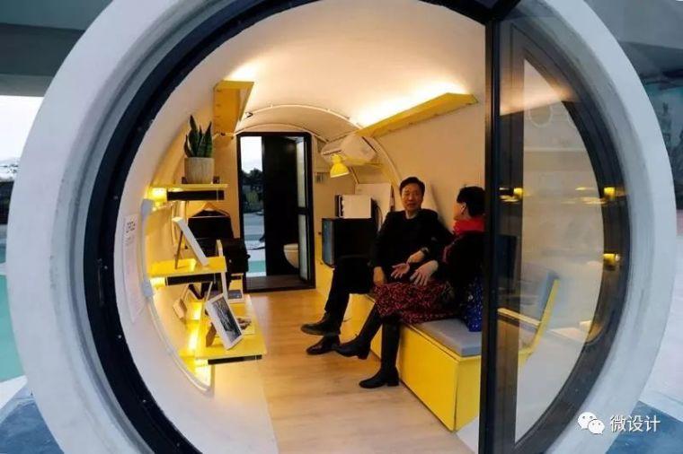 为了香港穷人不再蜗居,他们用水泥管做成了公寓_10