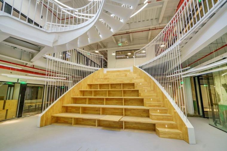重生的设计——上海旧厂房改造成的现代联合办公空间