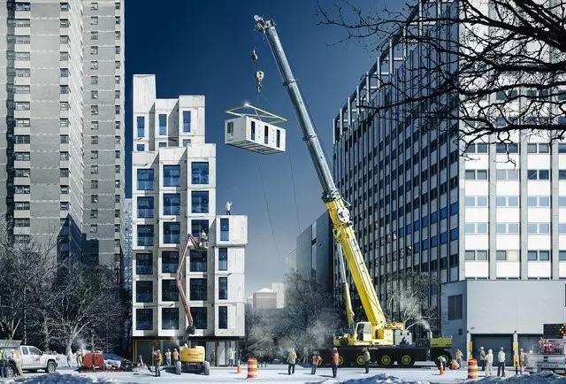 建筑工业化3.0时代:高效、集成、节能的后模数时代