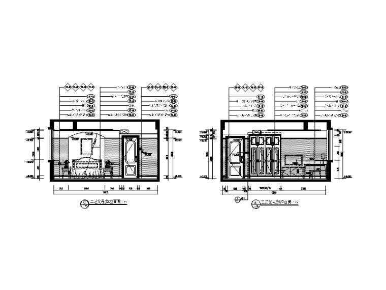 地中海别墅设计CAD施工图(含效果图、软装方案)_4