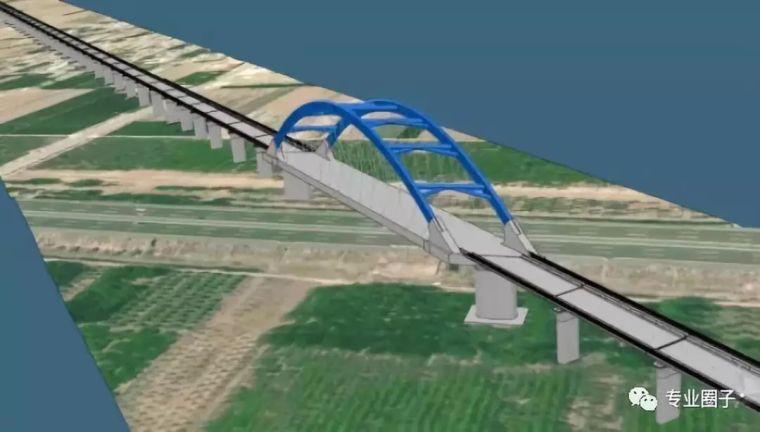 通过BIM技术,京雄(雄安)城际铁路正在预演未来的高铁设计_7