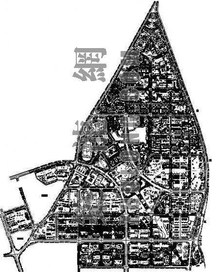 某市北部新区修建性详细规划