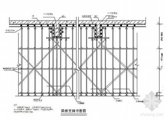 成都某医院水塔楼与八角楼工程施工组织设计(砖混结构 古建改造 插图丰富)