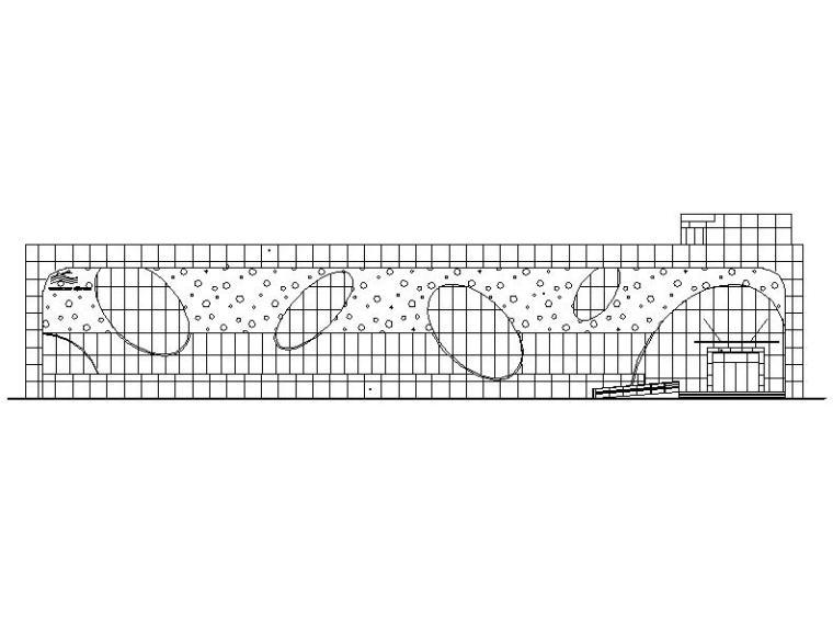 [浙江]三层石漆外墙室内游泳馆建筑施工图(含能耗计算书)