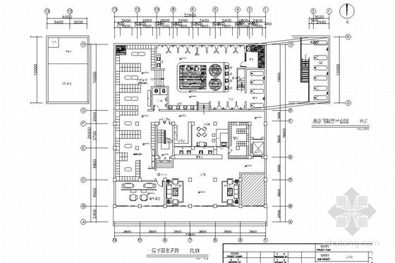 [信阳]原创大型豪华SPA水疗会所施工图(含效果及水电图)