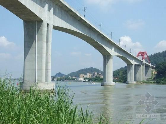 73+130+73m连续刚构桥梁上部结构施工方案(67页)