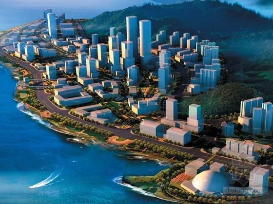 [重庆]滨水现代风格城市规划设计方案文本(百张设计图)