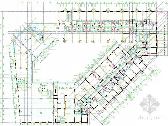 [湖北]多层酒店暖通空调系统设计施工图