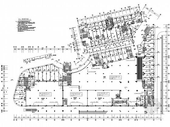[福建]27万平超高层商住楼电气施工图300张(甲级设计院)