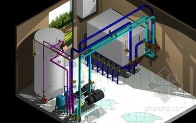 [青岛]游客中心地源热泵施工组织设计