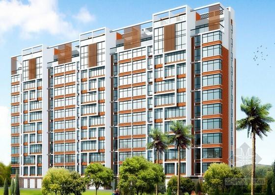 [上海]2014年多层住宅建筑安装工程造价指标分析
