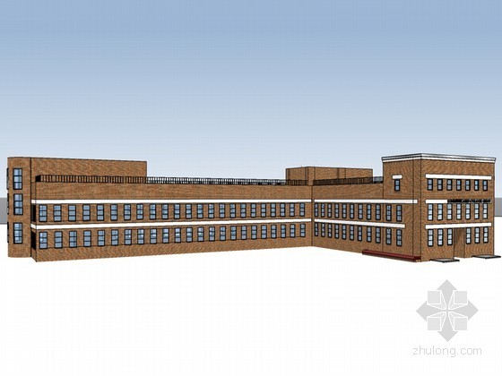 某学院建筑
