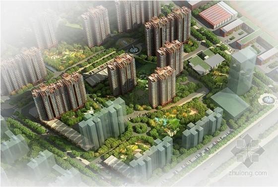 [安徽]住宅楼工程项目管理策划(施组策划、成本策划)