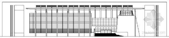 某五层高校图书馆方案设计