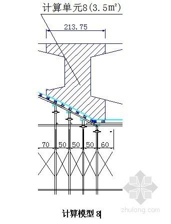 [杭州]现浇预应力混凝土连续箱梁支模架施工方案