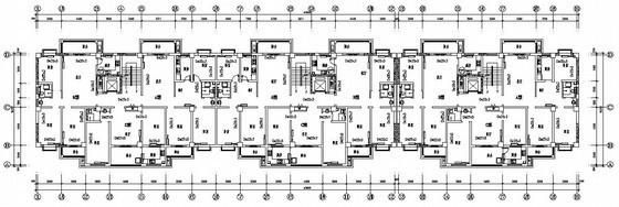 [甘肃]高层住宅楼采暖设计施工图