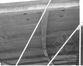 [QC]复杂弧形混凝土现浇结构尺寸的质量控制