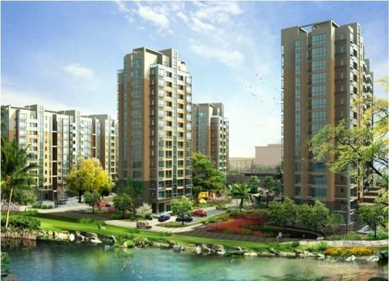 [重庆]大型住宅项目工程总承包合同(含工程量清单)