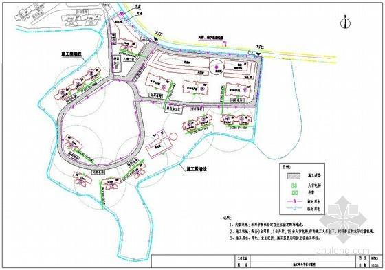 [浙江]高层住宅小区一标段施工组织设计(技术标)