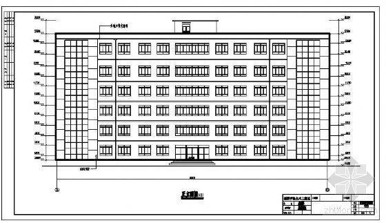 [学士]某保险公司办公大楼毕业设计