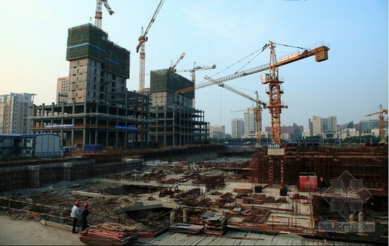 特大型施工企业工程项目部施工管理细则(117页)