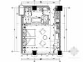[辽宁]百强企业办公楼双人房装修施工图
