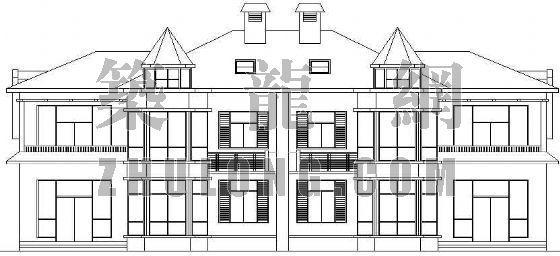 欧式别墅设计方案(1)