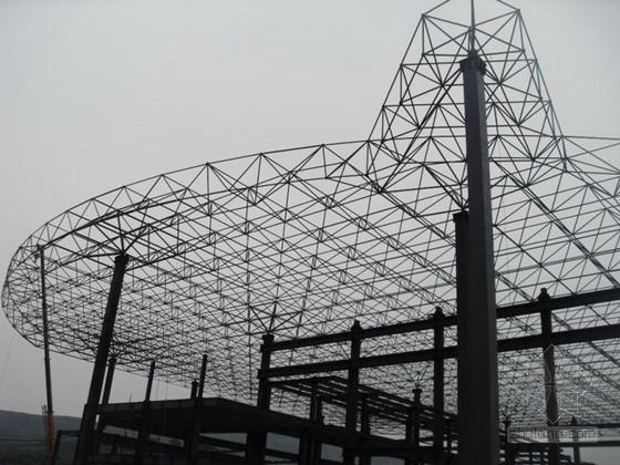 钢结构深化设计的相关探讨