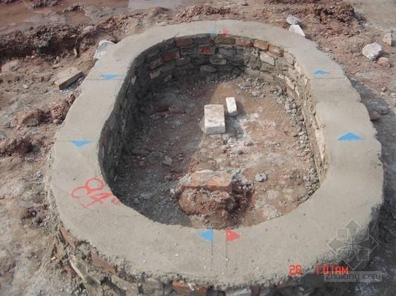 建筑工程节约挖孔桩土石方及混凝土工程量施工工艺